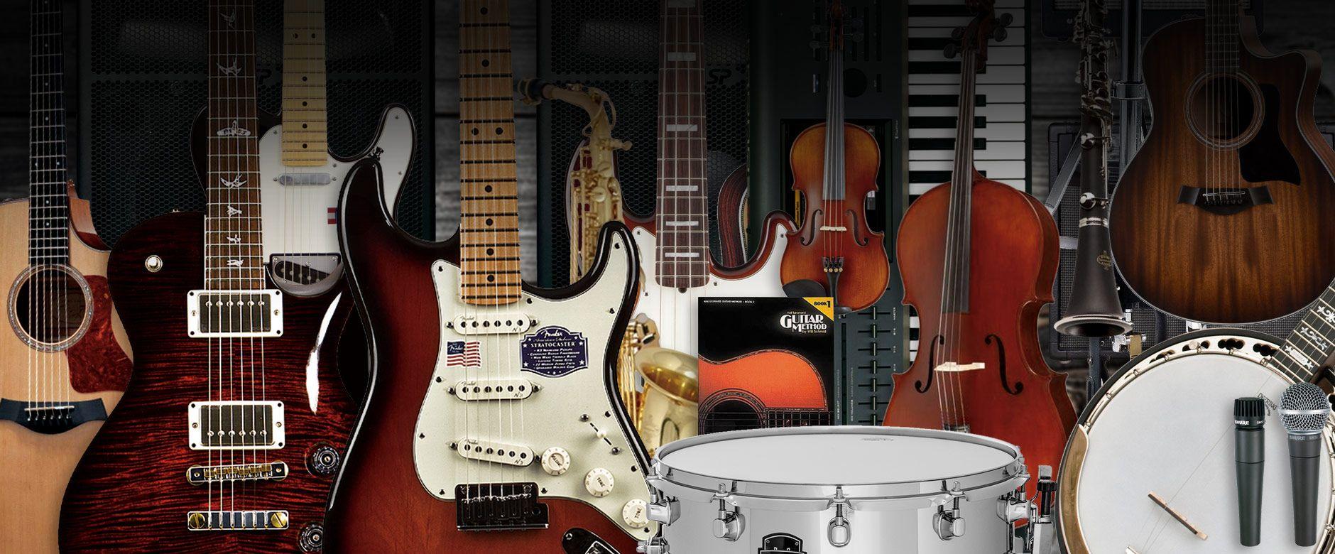 آشنایی با برخی از ساز های موسیقی